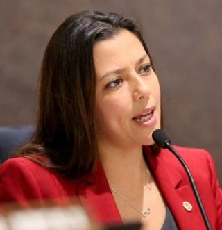 Suffolk County Legislator Monica Martinez